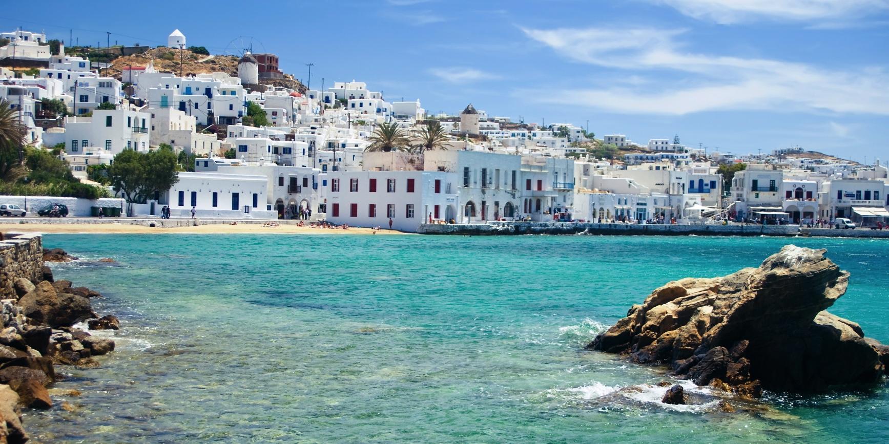 Салоники греция пляжный отдых